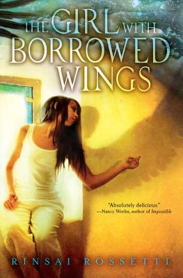 The Girl with Borrowed Wings - Rossetti, Rinsai
