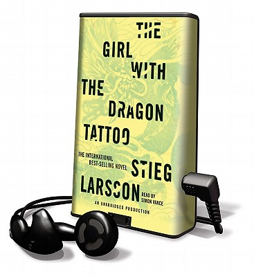 The Girl with the Dragon Tattoo - Larsson, Stieg, and Vance, Simon (Read by)