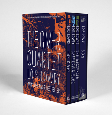 The Giver Quartet Boxed Set - Lowry, Lois