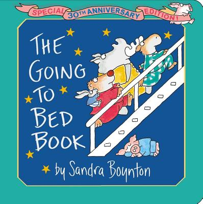 The Going to Bed Book - Boynton, Sandra