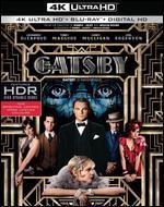 The Great Gatsby [4K Ultra HD Blu-ray/DVD]