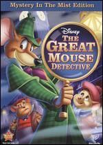 The Great Mouse Detective [Mystery in the Mist Edition] - Burny Mattinson; Dave Michener; John Musker; Ron Clements