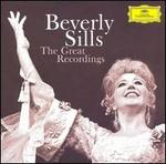 The Great Recordings - Beverly Sills (soprano); Beverly Wolff (vocals); Heather Begg (vocals); Kenneth MacDonald (vocals); Nicolai Gedda (vocals); Norman Treigle (vocals); Patricia Kern (vocals); Paul Plishka (vocals); Peter Glossop (vocals); Richard van Allan (vocals)