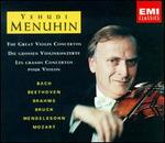 The Great Violin Concertos - Christian Ferras (violin)