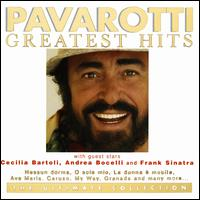 The Greatest Hits - Luciano Pavarotti