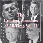 The Greatest Speeches of All-Time, Vol. 2