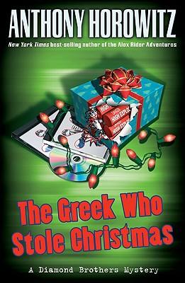The Greek Who Stole Christmas - Horowitz, Anthony