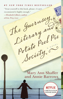The Guernsey Literary and Potato Peel Pie Society - Barrows, Annie