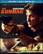 The Gunman [2 Discs] [With Digital Copy] [Blu-ray/DVD] - Pierre Morel