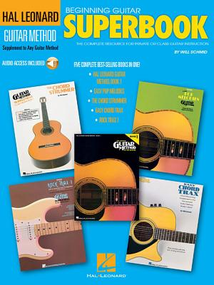 The Hal Leonard Guitar Superbook - Hal Leonard Publishing Corporation (Creator)