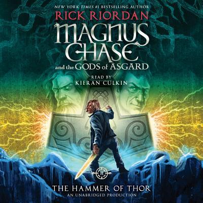 The Hammer of Thor - Riordan, Rick, and Culkin, Kieran (Read by)