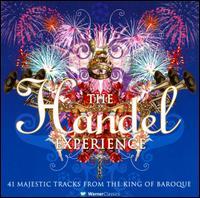 The Handel Experience - Amsterdam Baroque Orchestra; Anner Bylsma (cello); Felicity Lott (soprano); Felicity Palmer (soprano);...