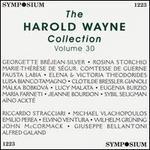 The Harold Wayne Collection, Volume 30
