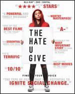 The Hate U Give [Includes Digital Copy] [Blu-ray/DVD]
