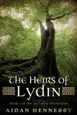 The Heirs of Lydin - Hennessy, Aidan