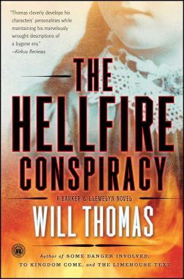 The Hellfire Conspiracy - Thomas, Will