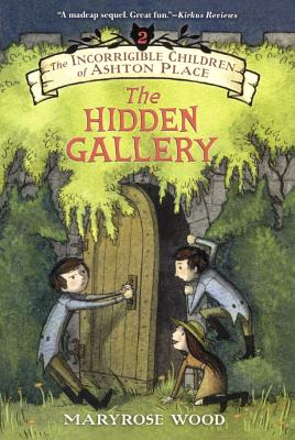 The Hidden Gallery - Wood, Maryrose