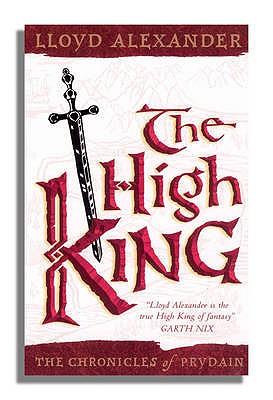 The High King - Alexander, Lloyd