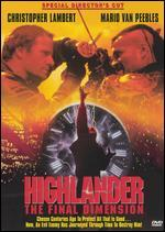 The Highlander: The Final Dimension [Special Director's Cut]