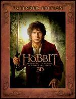 The Hobbit: An Unexpected Journey [Bilingual] [3D] [Blu-ray]