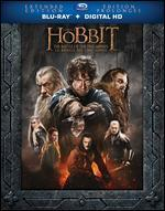 The Hobbit: The Battle of the Five Armies [Extended Edition] [Blu-ray] [3 Discs]