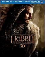 The Hobbit: The Desolation of Smaug [3D] [Blu-ray/DVD]