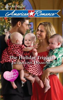 The Holiday Triplets - Diamond, Jacqueline