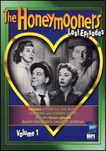The Honeymooners: Lost Episodes, Vol. 1