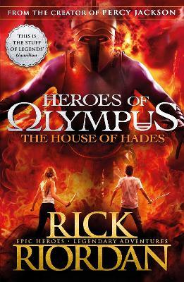 The House of Hades - Riordan, Rick
