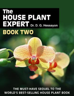 The House Plant Expert Book 2 - Hessayon, D G