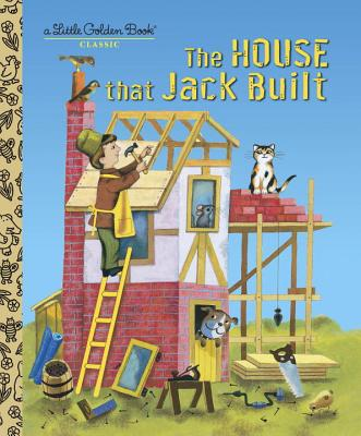 The House That Jack Built - Miller, J P (Illustrator)