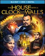 The House with a Clock in Its Walls [Includes Digital Copy] [Blu-ray/DVD] - Eli Roth