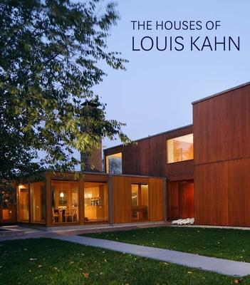 The Houses of Louis Kahn - Marcus, George H, and Whitaker, William