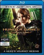 The Hunger Games [4K Ultra HD Blu-ray]