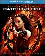 The Hunger Games: Catching Fire [Includes Digital Copy] [Blu-ray] - Francis Lawrence