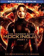 The Hunger Games: Mockingjay, Part 1 [2 Discs] [Include Digital Copy] [Blu-ray/DVD]