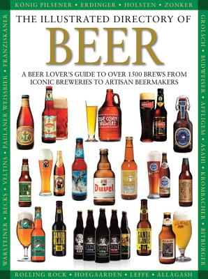 The Illustrated Directory of Beer - Chartwell Books (Creator)