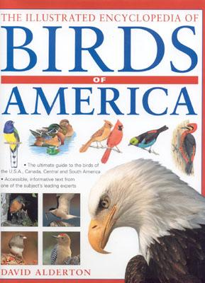 The Illustrated Encyclopedia of Birds of America - Alderton, David