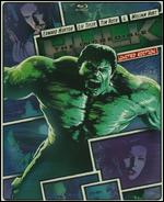 The Incredible Hulk [2 Discs] [Includes Digital Copy] [UltraViolet] [Blu-ray/DVD] - Louis Leterrier