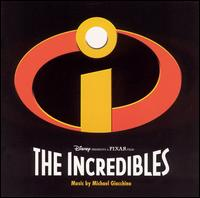 The Incredibles [Original Motion Picture Score] - Michael Giacchino