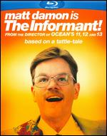 The Informant [2 Discs] [Blu-ray/DVD] - Steven Soderbergh