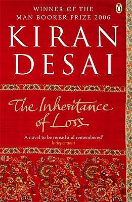 The Inheritance of Loss - Desai, Kiran