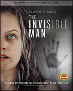 The Invisible Man [Includes Digital Copy] [Blu-ray/DVD]