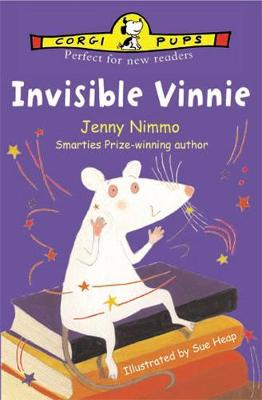 The Invisible Vinnie - Nimmo, Jenny