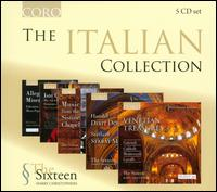 The Italian Collection - Angus Davidson (alto); Caroline Trevor (alto); Christopher Purves (bass); Christopher Royall (alto);...