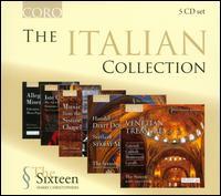 The Italian Collection - Angus Davidson (alto); Caroline Trevor (alto); Christopher Purves (bass); Christopher Royall (alto);...