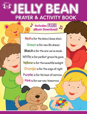 The Jelly Bean Prayer Activity Book - Twin Sisters(r), and Mitzo Thompson, Kim, and Mitzo Hilderbrand, Karen