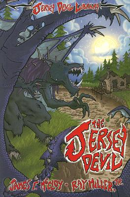 The Jersey Devil - McCloy, James F, and Miller, Ray