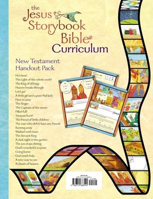 The Jesus Storybook Bible Curriculum Kit Handouts, New Testament - Lloyd-Jones, Sally, and Shammas, Sam