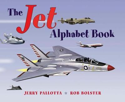The Jet Alphabet Book - Pallotta, Jerry